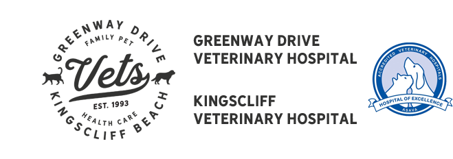 Logo for Vets Tweed Heads | Greenway Drive and Kingscliff Veterinary Hospitals